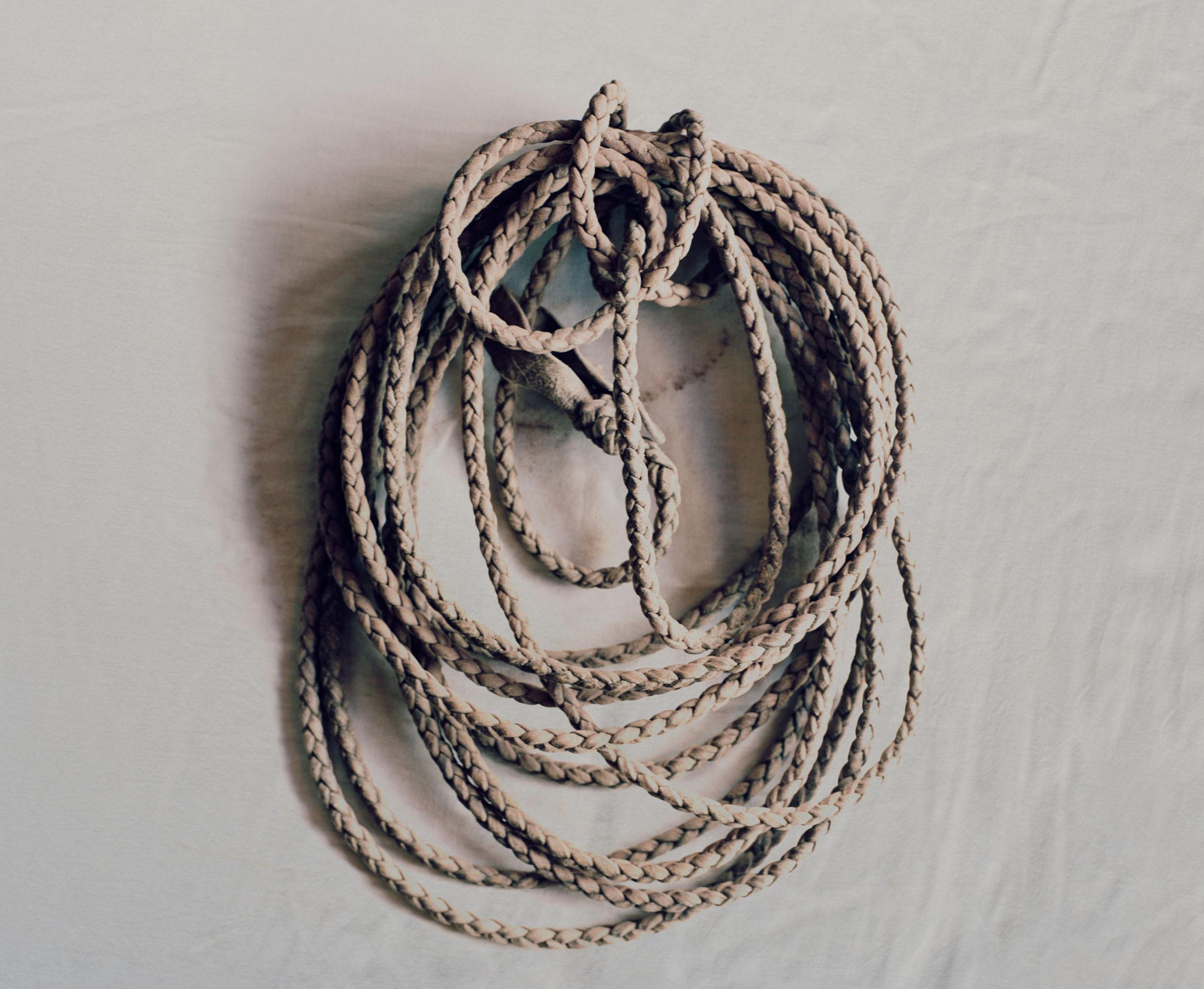 Rawhide Rope