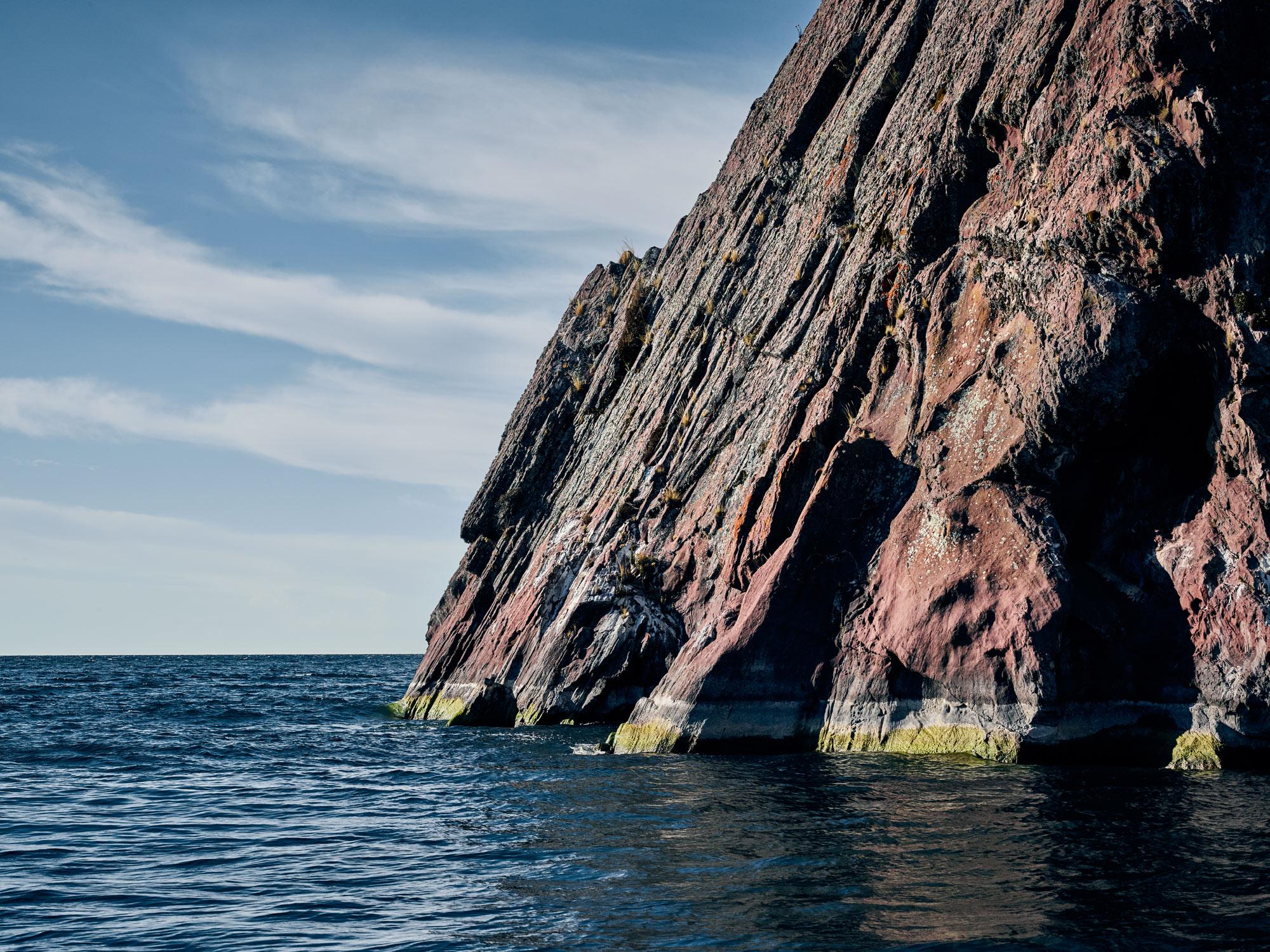 cliff Bolivia